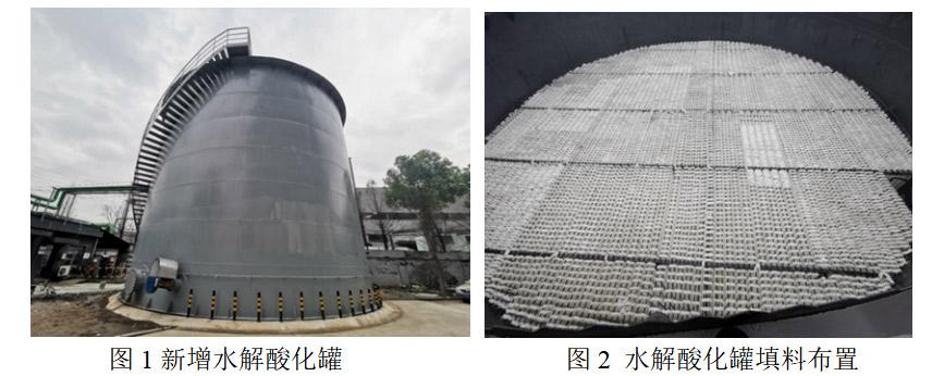 增设水解酸化池