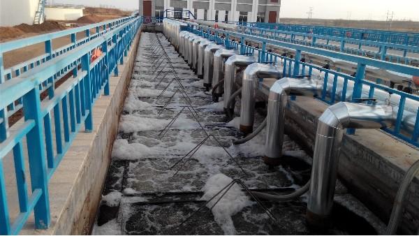 鄂尔多斯污水处理厂MBR膜案例