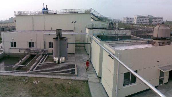 杭州某氨纶有限公司脱氮填料案例