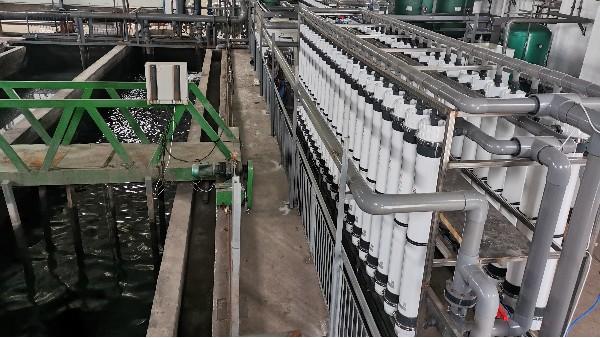 超滤膜在电厂废水处理中的应用