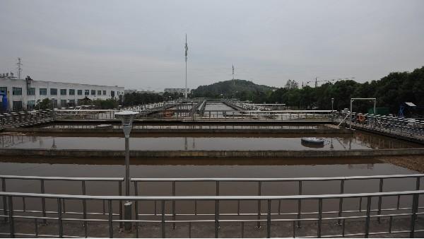 浙江某污水处理厂填料案例