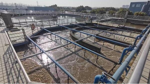 太仓某市政污水处理厂填料案例