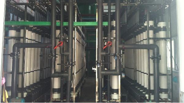 超滤膜可以用在水处理系统哪些位置?