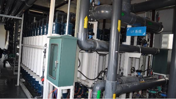 苏州某电力公司超滤膜案例