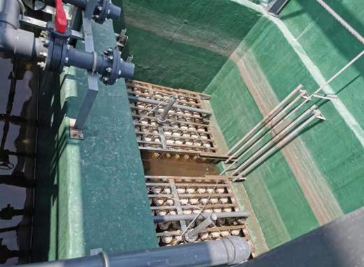 广东东莞某电子废水4500d/t