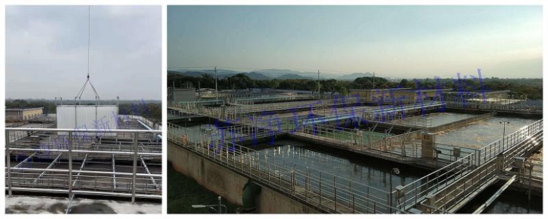 市政污水提标改造填料案例