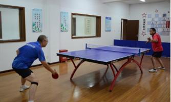 职工乒乓球比赛