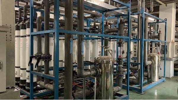 嘉兴PCB废水超滤膜案例