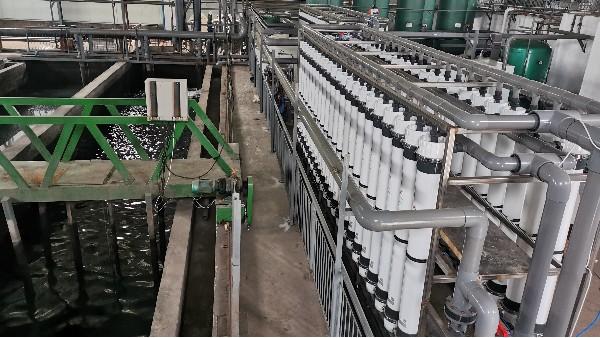 超滤膜技术在污水处理中的应用