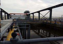 山东某印染企业废水排放
