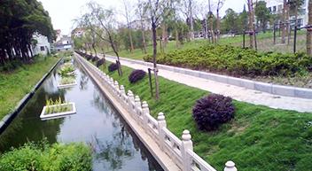 河道生态修复