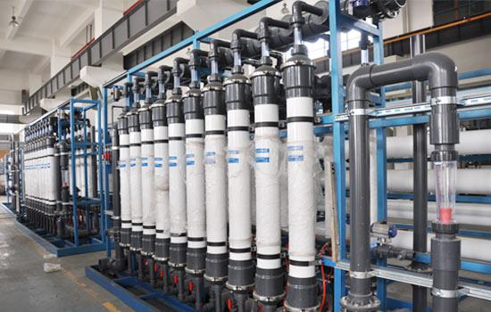 工业废水中水回用应用