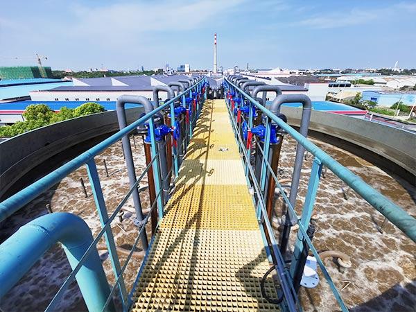 苏净新型的MBR+RO工艺在污水回用中的应用