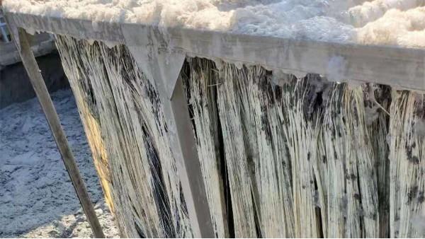 究竟是哪些物质导致mbr膜污堵?