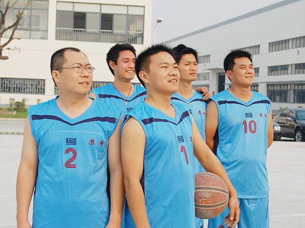 集团篮球队-(1)