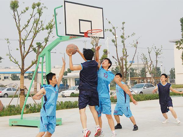 集团篮球队-(2)