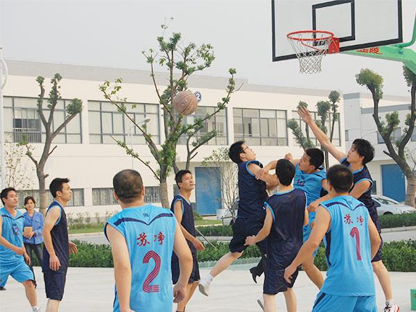 集团篮球队-(3)
