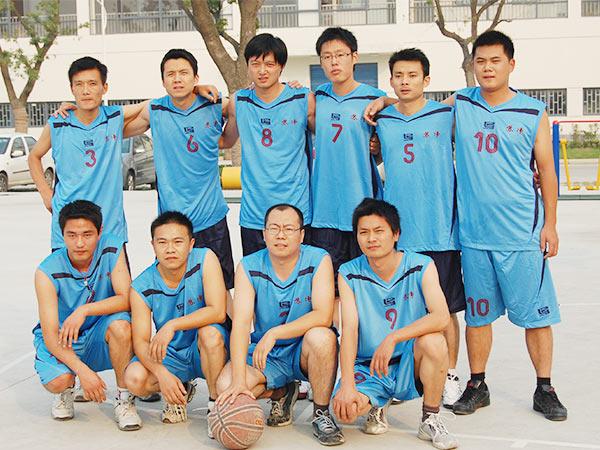 集团篮球队-(4)
