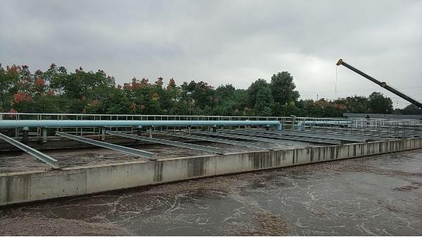 浙江金华某市政污水处理厂脱氮填料案例