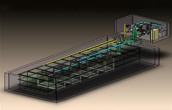 一体化水处理应急系统