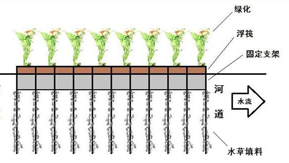 水草填料的应用范围