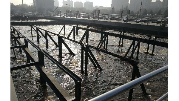 张家港市第二污水处理厂脱氮填料案例