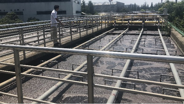 杭州某印染企业生物填料案例